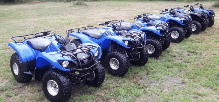 Week end Quad + Franchissement 4X4