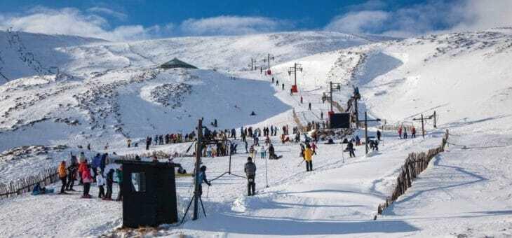 Week end ski entreprise / CE hiver 2018 / 2019