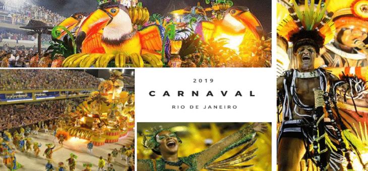 Carnaval de Rio de Janeiro 2019