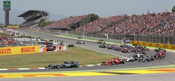 Grand Prix de Formule 1 – Barcelone / Catalunya 2019 – Particuliers et CE