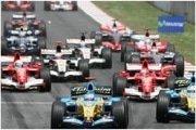 Grand prix formule 1 barcelone
