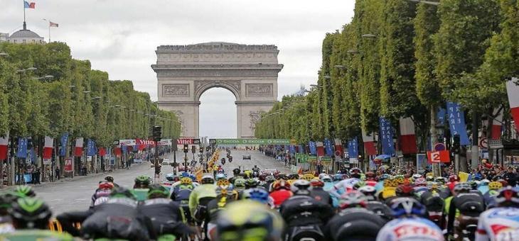 Tour de France 2019 – Arrivée aux Champs-Elysées – Journée VIP