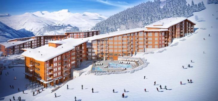 Séjour ski entreprise – Les Arcs 1800