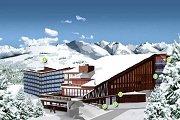 sejour ski vue hotel