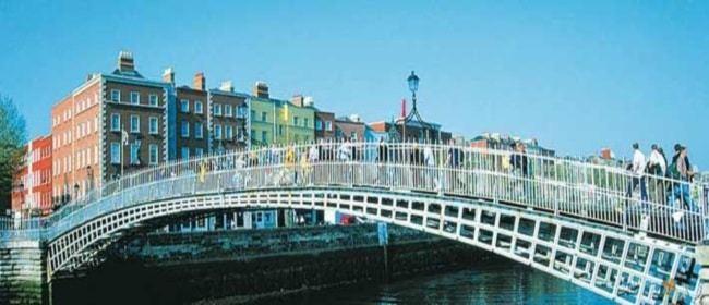 Week end Dublin + activités pêche et découverte