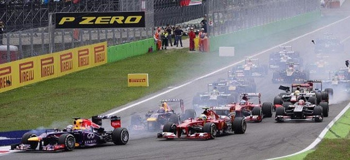 Grand Prix de F1 Monza 2019 – Formule VIP