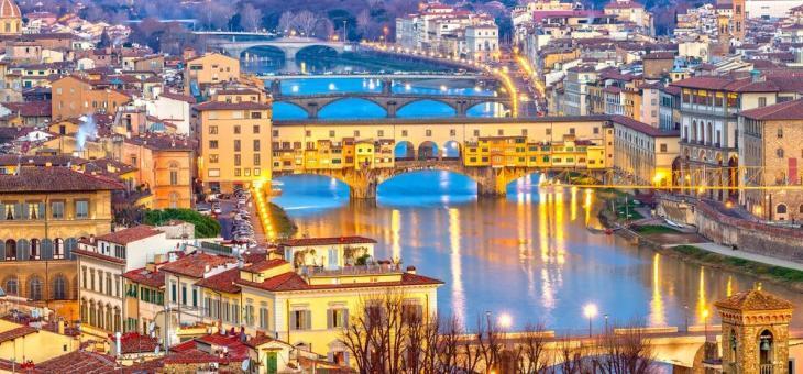 Séjour Florence – CE et entreprise