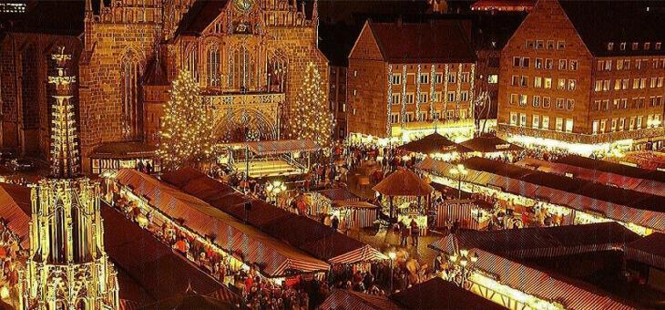 Marchés de noël de Bavière – Munich et Nuremberg