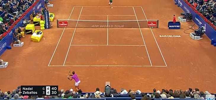 Masters 500 Barcelone – 2019 – Tennis