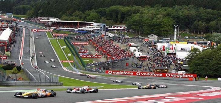 Grand Prix de F1 de SPA 2019