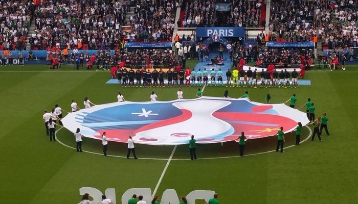 euro 2016 terrain football