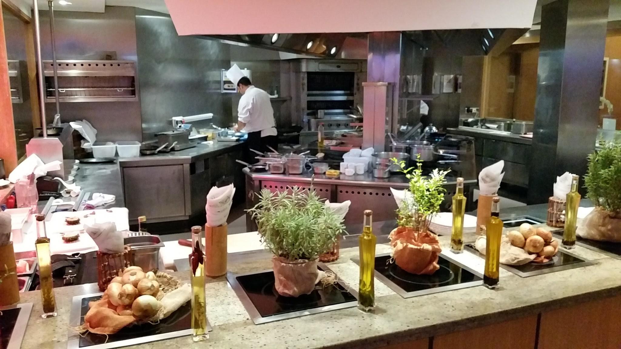 Atelier culinaire pour un séminaire d'entreprise