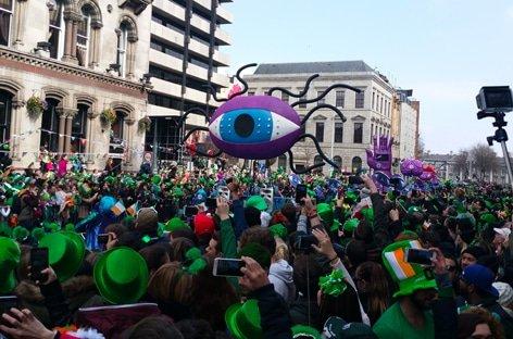 La Saint Patrick, les 5 raisons pour lesquelles vous devez absolument y aller !