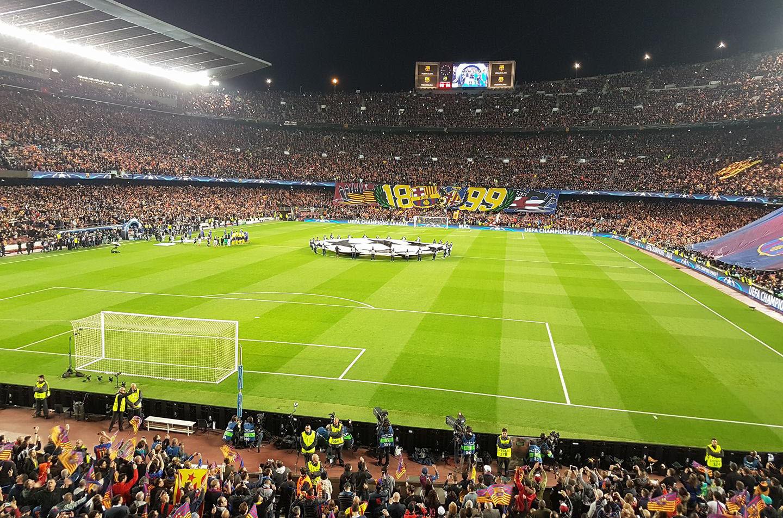 Les plus beaux stades d'Europe de foot ? L'avis des Passionnés