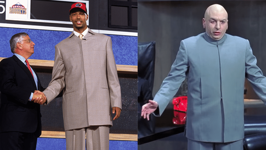 Draft Drew Gooden