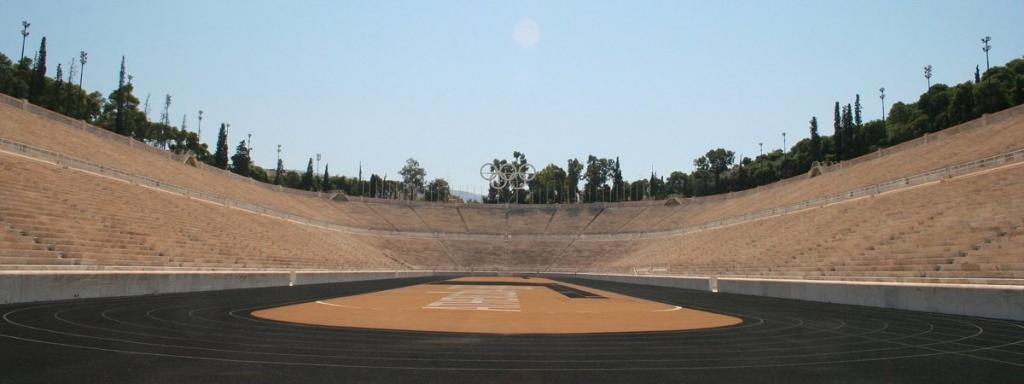 Athènes, berceau des Jeux Olympiques