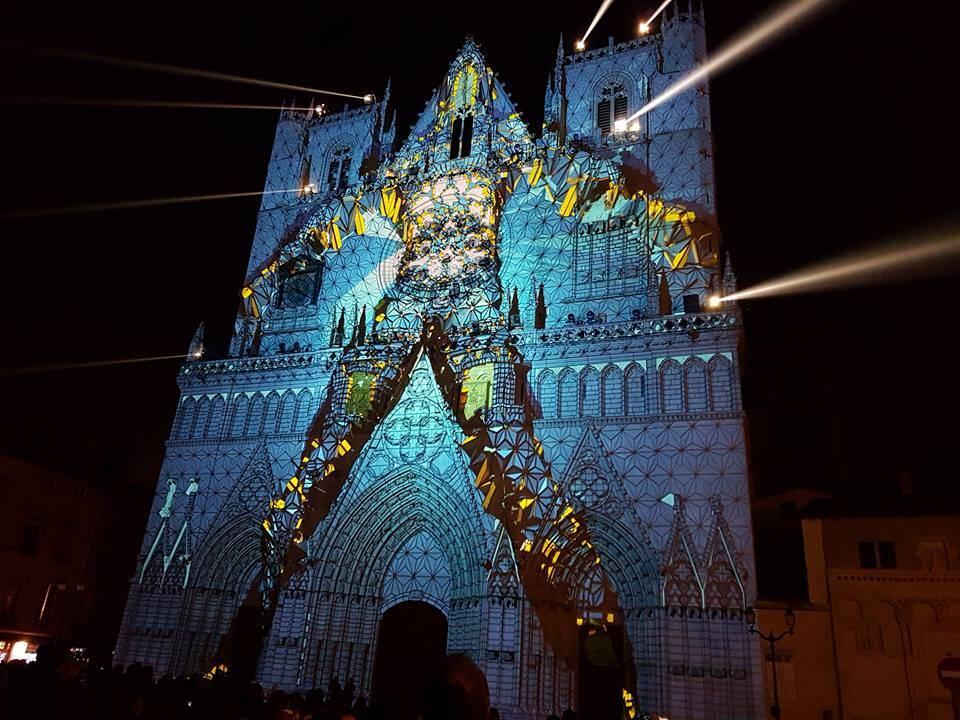 La Fête des Lumières de Lyon, une institution !