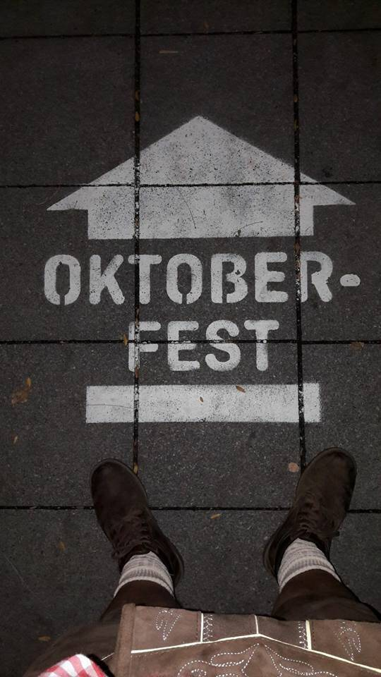 Direction l'Oktoberfest à Munich !