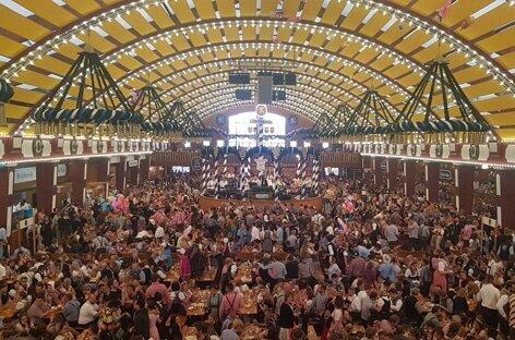 L'Oktoberfest comme si vous y étiez !