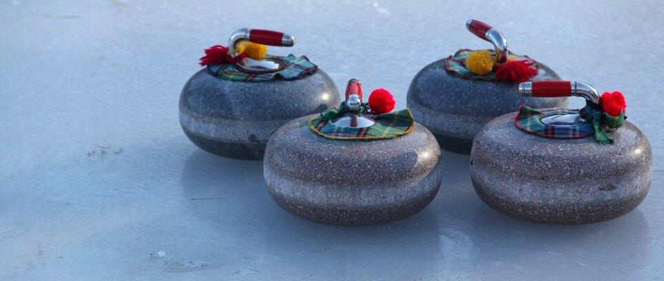 JO d'hiver, le curling en guest star !