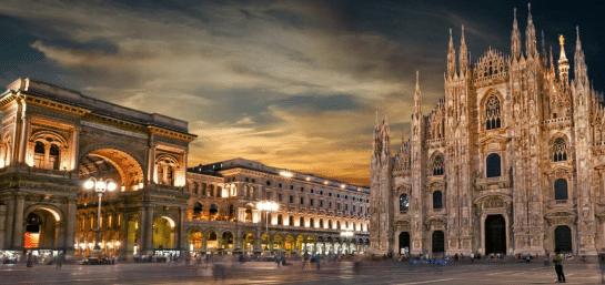 Week-end Découverte à Milan + Grand prix de Monza