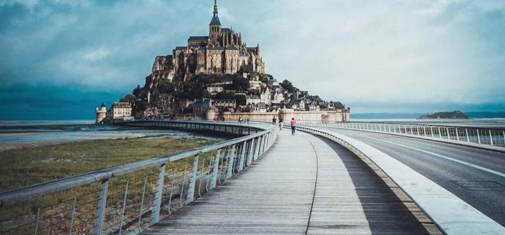 Arôme de Normandie – Saint-Malo & le Mont Saint-Michel